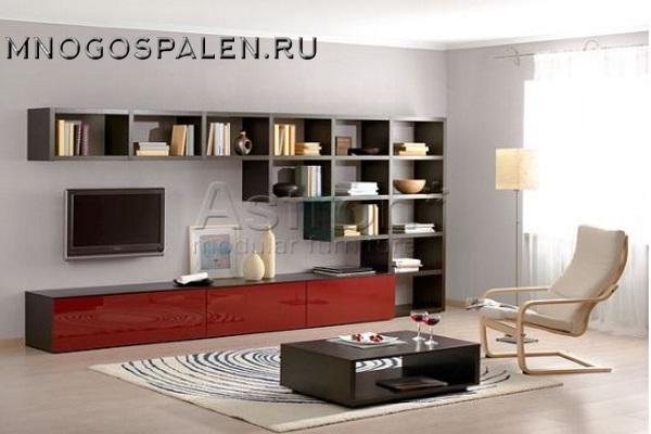 Гостиная Freestyle F114 Astron купить в салоне-студии мебели Барселона mnogospalen.ru много спален мебель Италии классические современные